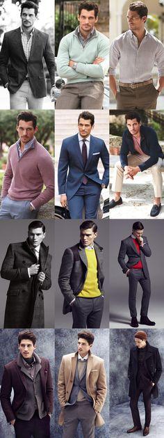 Marks & Spencer Men's Lookbook