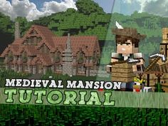 Minecraft Tutorial: Medieval Survival Mansion! Part 1/2 - YouTube Many subscribers have been asking for this tutorial and part 1 is finally here!!!