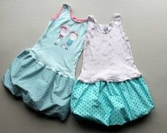 """* quickly and easily sewn from old shirt, shirt or sweater (like already """". Baby Sewing Projects, Sewing For Kids, Sewing Tutorials, Diy For Kids, Sewing Clothes, Doll Clothes, Maila, Old Shirts, Couture"""