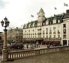 Grand Hotel Oslo, Oslo, Norway
