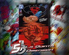 SUPERMAN / BATMAN # 2 DIBUJADO POR ED McGUINNESS. PARTE DE PUBLIC ENEMIES. $ 150.00 Para más información, contáctanos en http://www.facebook.com/la5aDimension