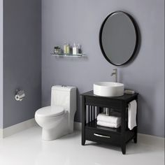 The Decolav 5360 Ambrosia Bathroom Vanity brings effortlessness finesse to your bathroom setting. http://www.listvanities.com/decolav-bathroom-vanities.html The shelf along with the lower drawer offers storage space for all your needs. The built in towel bars provide the perfect location for hand towels. Solid Wood frame, Includes black granite top with single faucet hole drilling, Available in three different finishes, Satin nickel hardware and towel bars