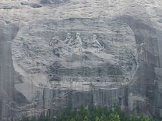 Stone Mt, Georgia...went with the youth choir i was in at my chuch on mission trip one year..