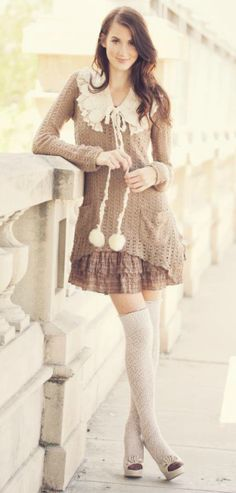fall style @talishilo check this out