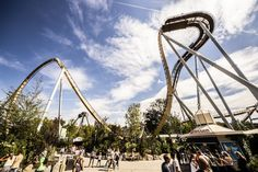 After a brief return to Tivoli, Andreas Andersen is back as CEO of Liseberg. Here he discusses the Swedish park's expansion plans and his career. Roller Coasters, Amusement Park, The Expanse, Attraction, Career, Interview, Fair Grounds, Around The Worlds, Travel