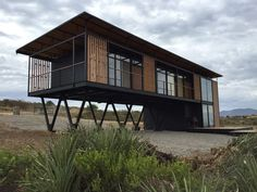Sea Container Homes, Storage Container Homes, Building A Container Home, Container House Plans, Container House Design, Shipping Container Homes, Container Architecture, Sustainable Architecture, Modern Architecture