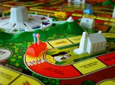 the Game of LIFE...the game that takes 99 hours to complete