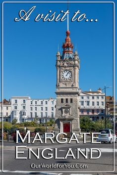 Discover the seaside town of Margate in Kent, golden sandy beaches, Turner Contemporary Gallery and take a stroll through the quaint historic lanes. Margate England, Margate Kent, Kent England, Dunkirk Evacuation, Kent Coast, Fools And Horses, Train Pictures, You Are The World, Seaside Towns