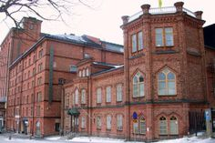 Åbo Agademi, Vaasan höyrymylly