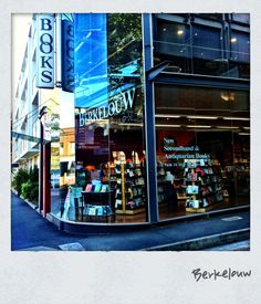 The iconic Berkelouw Books