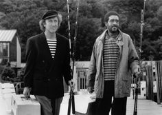 Still of Gene Wilder and Richard Pryor in Another You (1991)