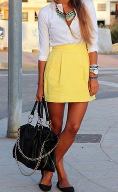 bold-girl-work-outfits-to-make-a-statement-6.jpg (393×642)