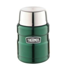 Thermos® King Green Small Food & Soup Thermal Flask 470ml: Amazon.co.uk: Kitchen & Home