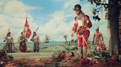 Juan Ponce de León - ABC El navegante español, fundador de la actual Puerto Rico, fue el primer europeo en pisar Estados Unidos  Juan Ponce de León había nacido en Valladolid en 1460 y se embarcó en el segundo viaje de Colón, contribuyendo a la pacificación de Jamaica y obteniendo por ello título para explorar una gran isla llamada Boriquen, donde fundó una ciudad que llamó Caparra. Años más tarde la isla se llamaría Puerto Rico, y la ciudad San Juan. Nombrado gobernador de la isla, mantuvo…