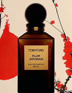 Tom Ford Beauty Fall 2013 Color Collection & Private Blend Atelier d'Orient Collection Tom Ford Plum Japonais – most perfect perfume in the world! Tom Ford Private Blend, Perfume And Cologne, Perfume Bottles, Boutique Parfum, Toms, Tom Ford Beauty, Best Fragrances, Beautiful Perfume, Makati