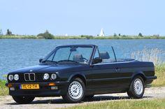 BMW E30 325i Cabrio 1990 - Roof down - Classic Bimmers
