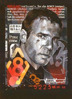 I'm Deckard - B26354. by MarkRaats