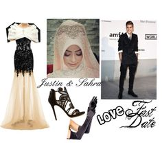 Justin and Sahra's First Date.
