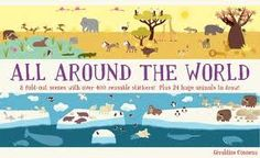 13 best bob graham images on pinterest picture books bob and bob cuts all around the world is a charmingly illustrated journey of discovery through different environments ocean forest jungle desert and the arctic fandeluxe Image collections