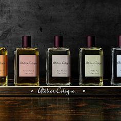 """""""""""Atelier"""" in French means """"a workshop or studio, specifically of an #artist, #artisan or #designer. A place for the execution of handcrafts or to practice arts; a place where an #artist creates his body of #art."""" We strive to honor the #atelier tradition with each #cologne we create. We hope you'll join us on this journey... #ateliercologne #perfume"""" Photo taken by @atelier_cologne on Instagram, pinned via the InstaPin iOS App! http://www.instapinapp.com (02/25/2015)"""