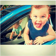 Tongue out #socute #awww