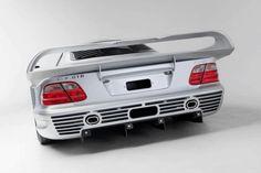 #Mercedes-Benz #Mercedes #CLK #GTR #Coupe