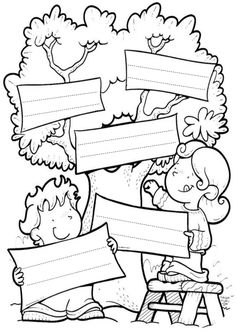 Preschool Learning Activities, Preschool Worksheets, Sunday School, Art School, Coloring Books, Coloring Pages, Elementary Spanish, Creative Curriculum, Art Drawings For Kids