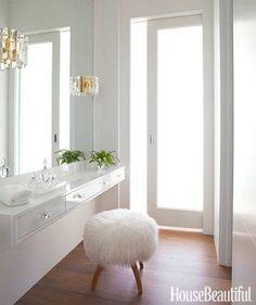 Interior design by Sally Markham.