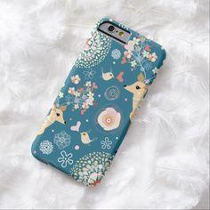 iPhone 6 Case | Cute iPhone 6 case, bird, deer with 4.7 inch screen.