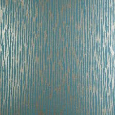 Clarke & Clarke Strie Double Roll Wallpaper in Teal ($112) ❤ liked on Polyvore featuring home, home decor, wallpaper, backgrounds, room, walls, teal blue home decor, fabric wallpaper, fabric home decor and pattern wallpaper