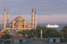 Crystal symphony Istanbul