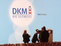 Heute als Redakteur auf der #DKM für die Mittelstand-Nachrichten.de in #Dortmund unterwegs.