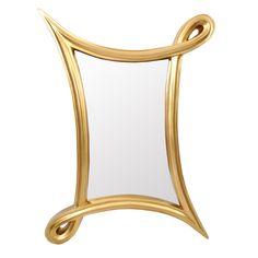 Μοντέρνο σχέδιο και χρυσό, που επανέρχεται στην  μόδα. Mirror, Gold, Furniture, Home Decor, Products, Decoration Home, Room Decor, Mirrors, Home Furnishings
