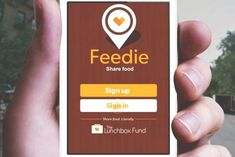 Feedie turns #foodporn into lunches for kids. | 25 Free Apps That Are Making The World A Better Place