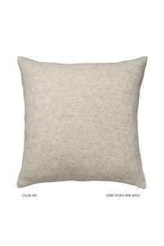 Raul Air 50x50, 100% babyllama wool pillowcase, 110e