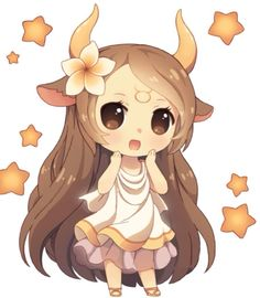 Image result for chibi zodiac