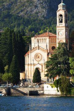 Church on Lake Como