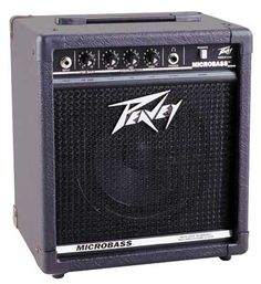 Peavey MicroBass ... Best ERB practice amp ever!!!