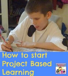 How to start Project Based Learning