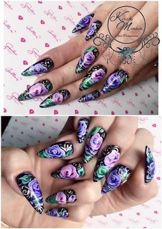 Kirsty Meakin Nail Art | NAIO NAILS PRODUCTS