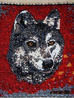 Wolf bag