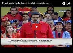 Cinco Mil personas reciben a Maduro en Miraflores Un grupo de alrededor de 5.000 personas recibieron a su líder Nicolás maduro durante su paseo por el mundo en el que fue a buscar quién le... http://www.facebook.com/pages/p/584631925064466