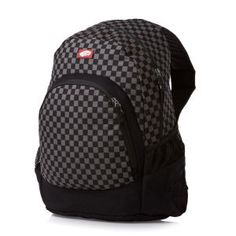 Shop Vans Shoes, Trainers and Clothing for men, women and kids at great prices with Free Delivery and Free Returns options available at Surfdome. Vans Backpack, Rucksack Backpack, Black Backpack, Men's Backpacks, Black Vans, Vans Shop, Free Clothes, Trainers, Charcoal