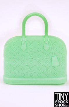 Barbie Louis Vuitton Damier Ebene Duomo Classic