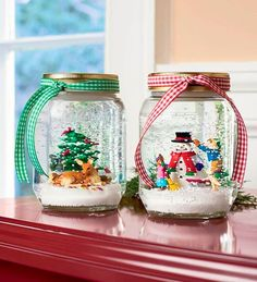 globos de neve de natal-iaza blog