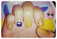 Nailart come galletas