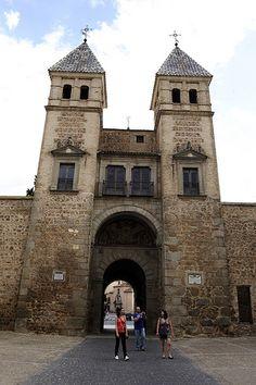 Puerta de Bisagra,Toledo, Spain11_0284 | Flickr - Photo Sharing!