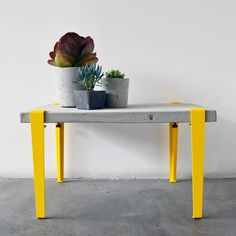 1000 ideas about pied table basse on pinterest table for Pied de table design