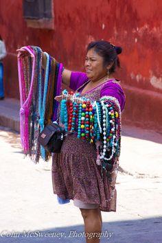 The people of San Miguel de Allende, México