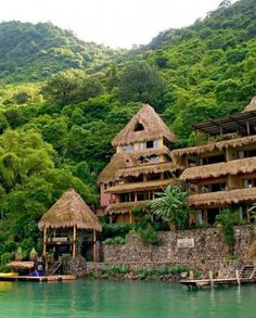 Unique One-of-a-Kind Boutique Hotels in Guatemala